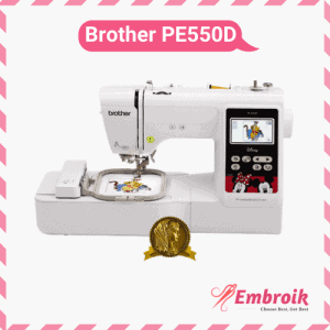PE550D Embroidery Machine