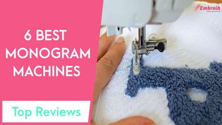 Best Monogram Machine 2021 – Reviews & Buying Guide