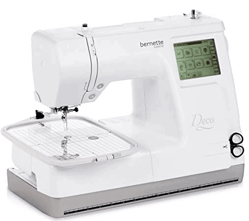 Bernette 340 Embroidery Sewing Model