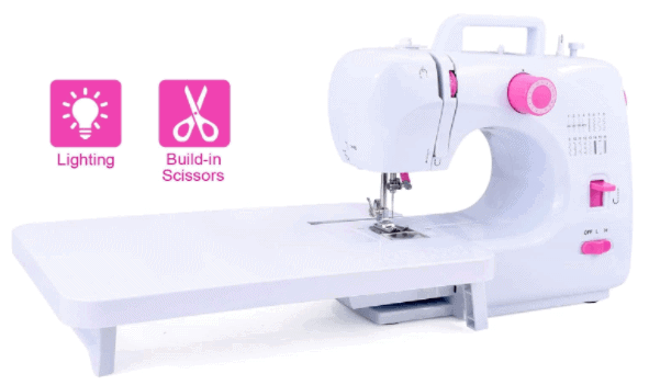 Stack Portable Electric Embroidery Sewing Machine