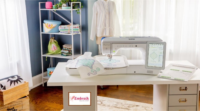 About Embroik Embroidery Sewing Machine Review Website