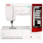 Janome MC 14000 Commercial Embroidery Machine